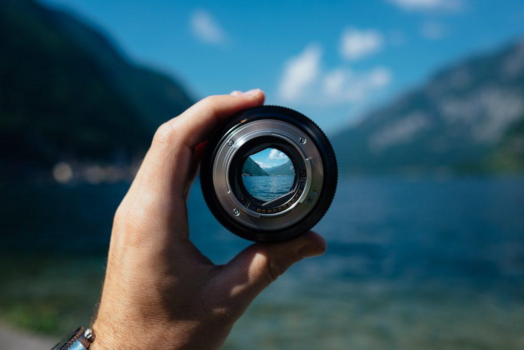 50mm camera lens