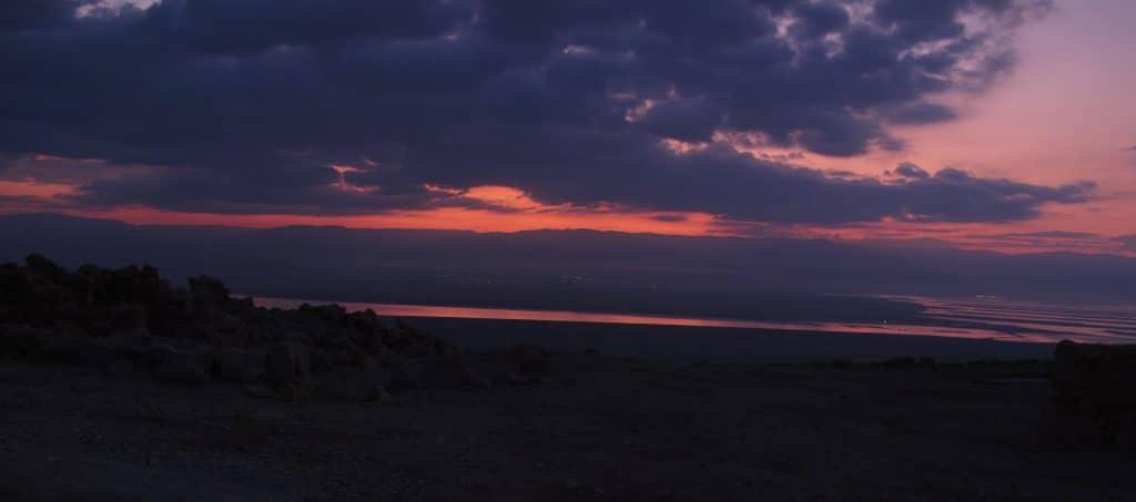 Masada Before the Sunrise