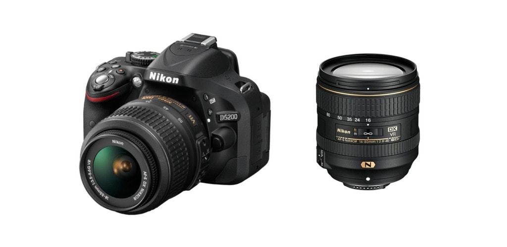 best lens for Nikon d5200