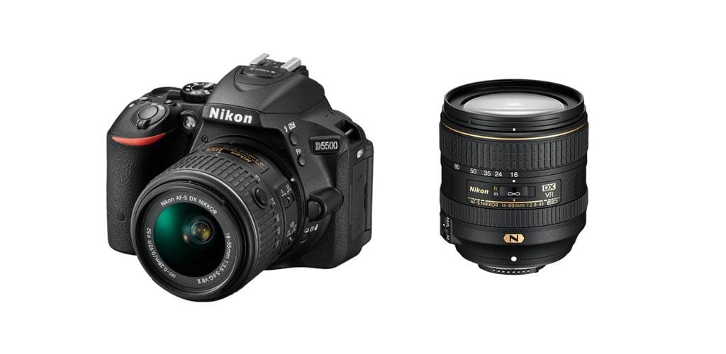 best lens for Nikon d5500