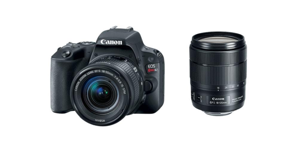 best lenses for canon sl2