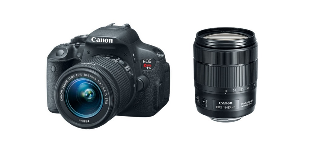 best lenses for canon t5i