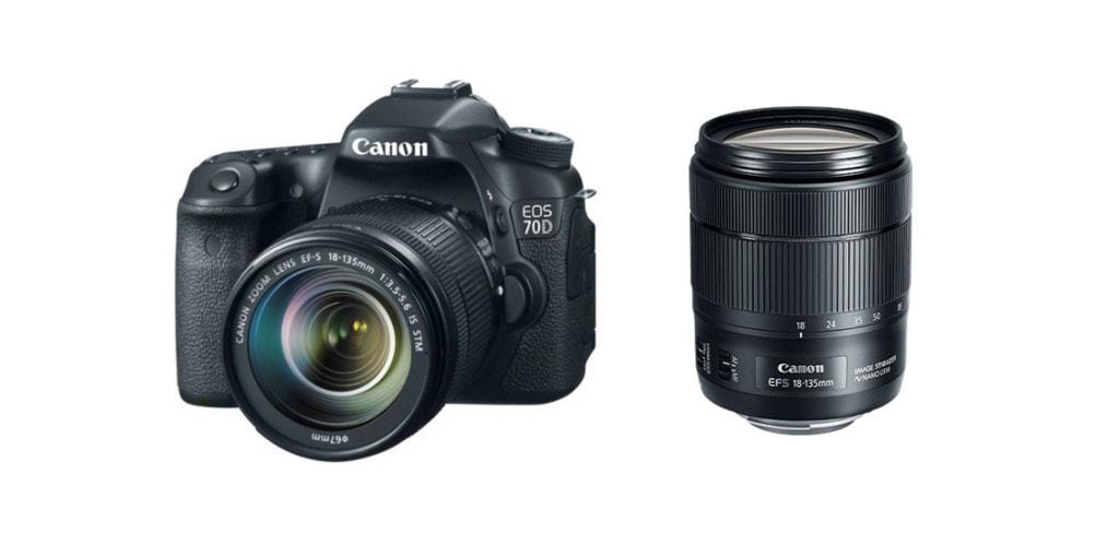 best lenses for canon 70D
