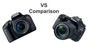 canon 80d vs t7i
