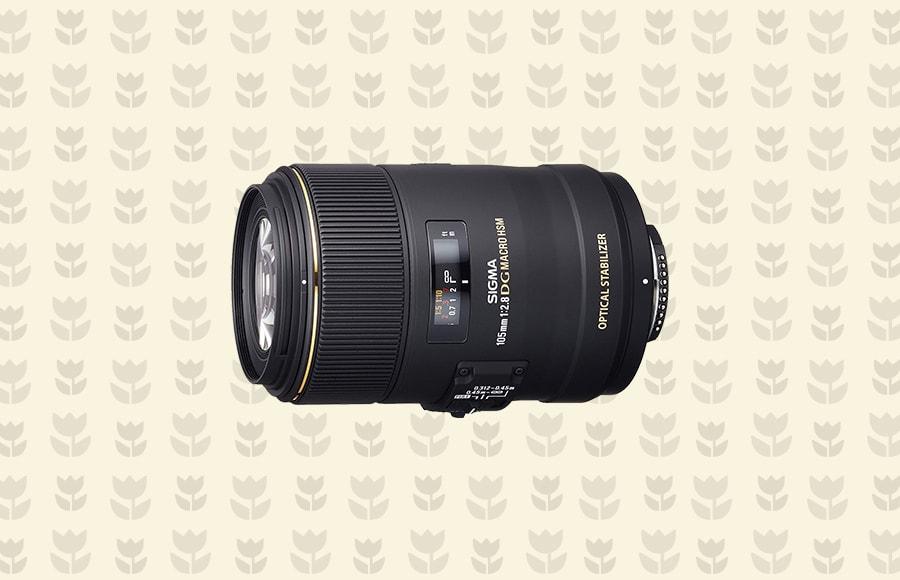 Sigma 105mm f 2.8 Macro lens