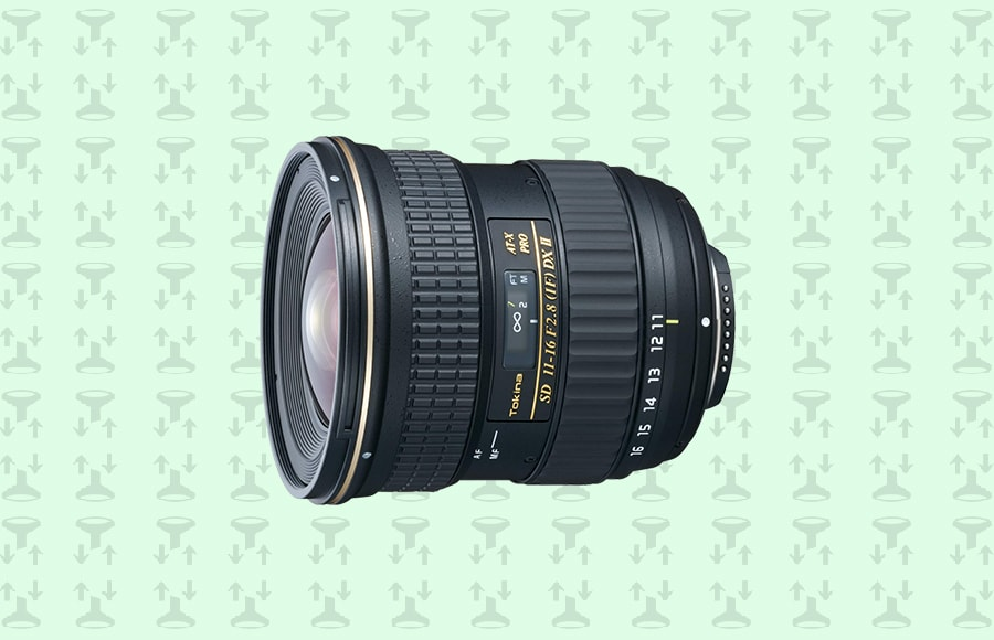 Tokina AT-X Pro 11-16mm f 2.8 DX II for Nikon