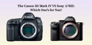 Canon 5D Mark IV VS Sony A7RII