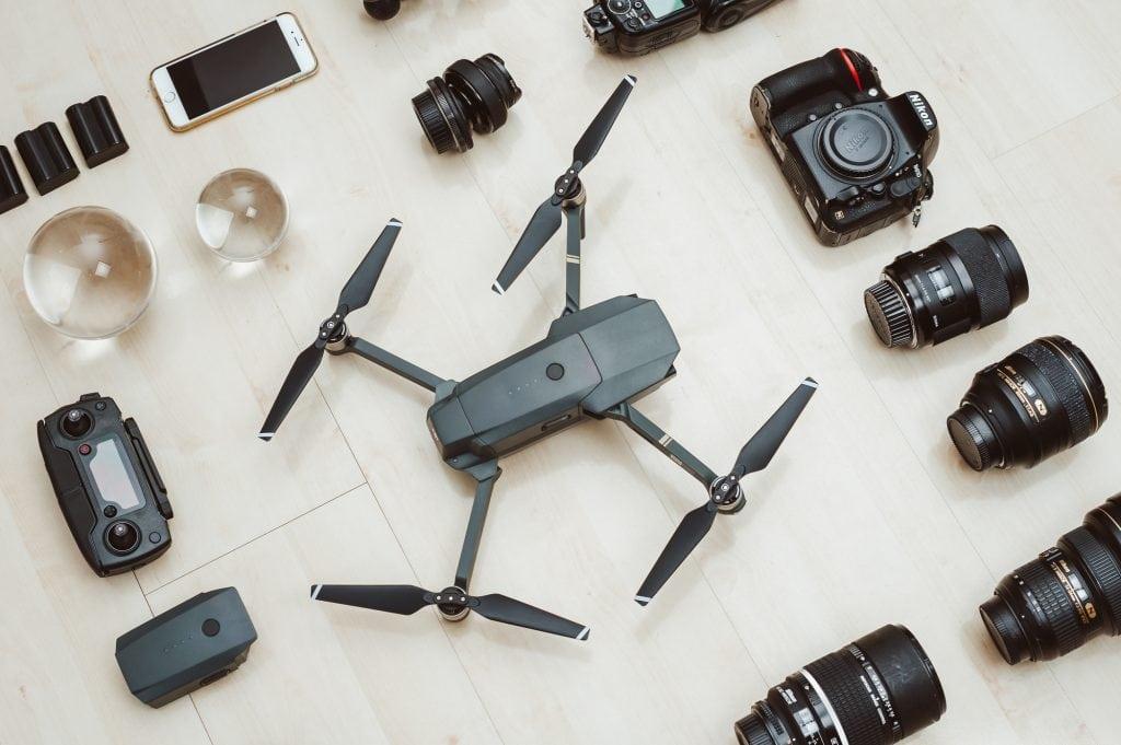 Camera gear - Photography equipment