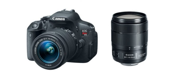 best lenses for canon t5i