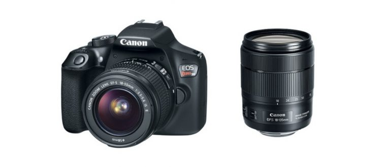 best lenses for canon t6