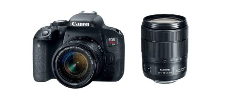 best lenses for canon t7i