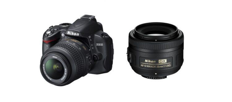 best lenses for nikon d3000