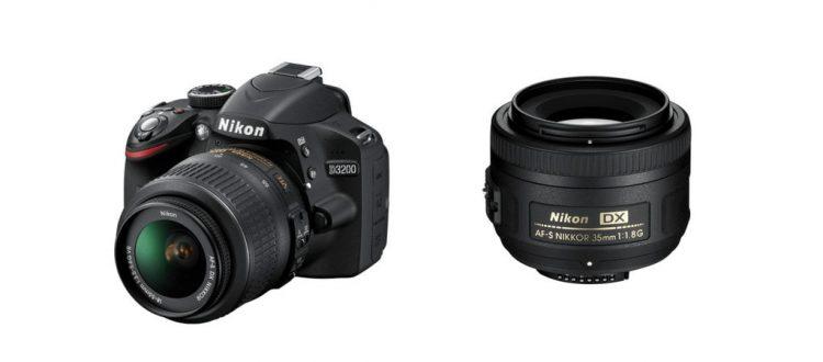 best lenses for nikon d3200