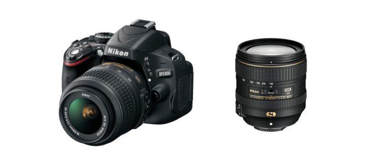 best lens for Nikon d5100