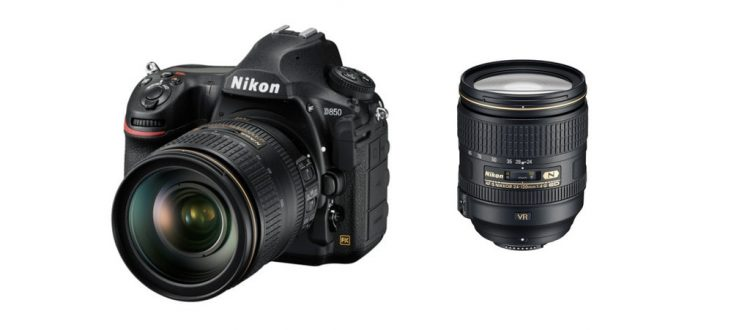 best lenses for Nikon d850