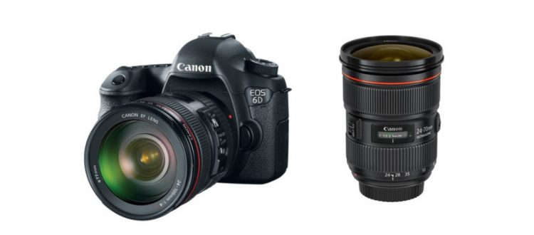 best lenses for canon 6D